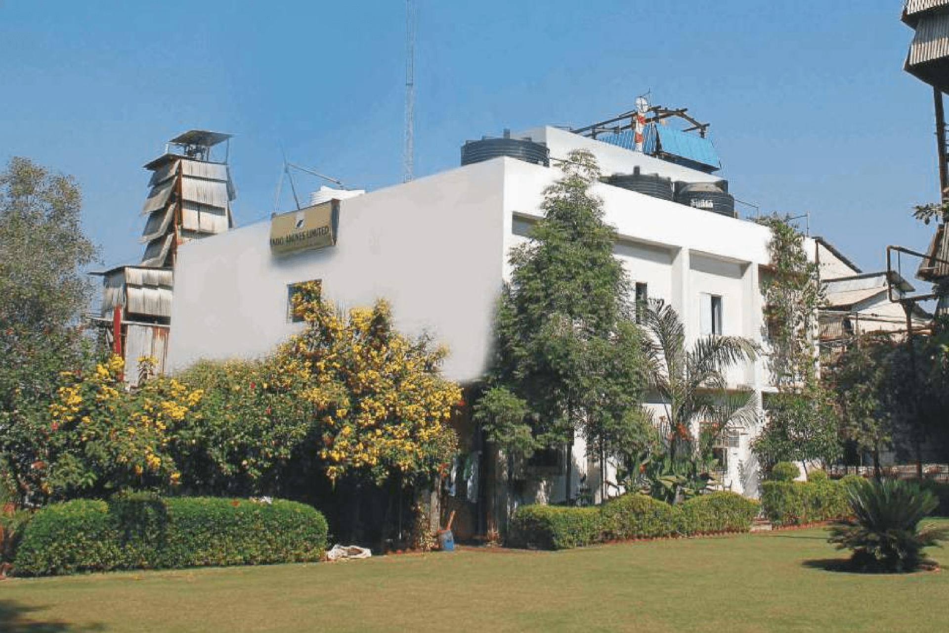 Indo Amines Ltd